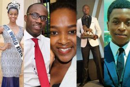 These rising stars have shaken Kenya, and the world too