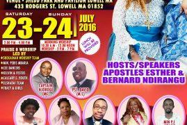 Invitation: Open Heaven Crusade: Shekainah House of Refuge International Ministries Worshipers and Partners Sat 23-24 July 2016