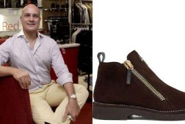Little Red inks exclusive deal to sell Giuseppe Zanotti shoes