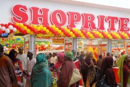 Shoprite takes up space in 7 key Kenyan malls