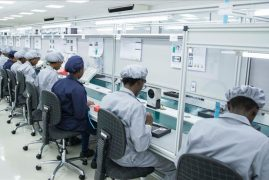 Rwanda Opens the First Smartphone Factory in Africa