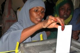 Africa: The United States Urges Momentum in Somalia's Electoral Process