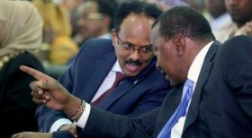 Kenya block entry of Somali lawmakers amid diplomatic spat