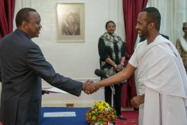 Somalia furious at Raila's call for Somaliland independence