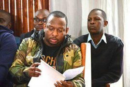 JUST IN: DPP has tabled an application to withdraw the charges against Governor Mike Sonko