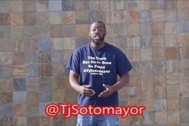 """A  FATHERLESS   AMERICA"" – SAYS  STREET ACTIVIST TOMMY SOTOMAYOR:"