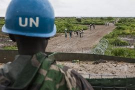 Video:UN Security Council approves deployment of 4,000 troops to South Sudan