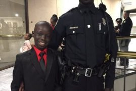 Former 'Lost Boy of Sudan' becomes Atlanta police officer