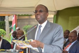 Kenya to get new chief justice by October