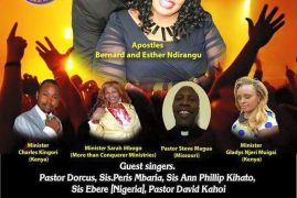 Shekainah Well of Worship Worship Crusade, July 25th 2015