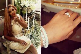 KEROCHE HEIRESS GETS ENGAGED AFTER FIVE YEARS OF DATING