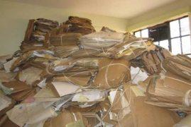 Finally, the Kenya lands office is digitised