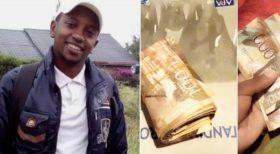 Kenyan Man Finds Sh38,000 in a Bus, Returns it to the Owner