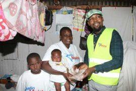 Radio Maisha crew rescues distressed fan landlord's wrath