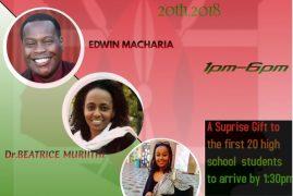 MISS KENYA USA PAGEANT PRESIDENT PRESENTS: FREE COLLEGE PREP WORKSHOP SAT. OCT.20TH 2018 1PM TO 6PM LYNN,MASSACHUSETTS