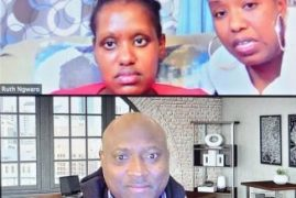 Video:Ruth Ngwaro spent 14 Days in ICU  Boston Hospital Open Heart Surgery