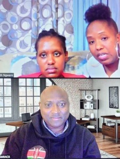 Video:Ruth Ngwaro spent 14 Days in ICU  Boston Hospital Open Heart Surgery