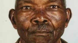 Transition/Death Announcement of Elijah Mwaniki (Dad to Cannon  Paul Mwaniki  of Marietta GA)