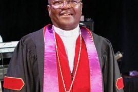 "Rev Dr Joseph Kimatu to Launch ""Groping for Support"" Book Sunday December 2,2018"