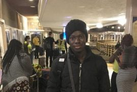 Kenyan prodigy keen to leave a mark in US