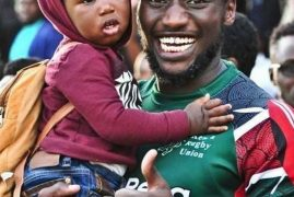 Kenyan Rugby Star Tony Onyango Collapses, Dies