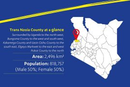 Investment Opportunities in Trans-Nzoia County