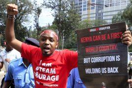 A popular Kenyan anti-corruption activist runs for parliament