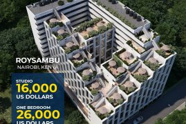 The benefits of investing in TSAVO Affordable Apartments