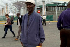 74yr-old Kenyan man deported from the US after 42 yrs; he's back with just a 'twang'