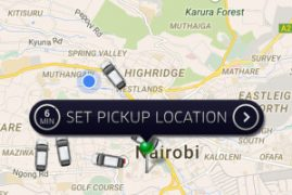 Kenya Says Karibu (Welcome) to Uber