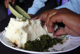Stones, Greek and Ugali :Hopefully you will find some time for alternative news this Monday morning
