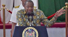Don't Call Me 'Kamwana' Again: Uhuru Now Disowns His Nickname