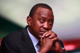 Give President Uhuru Kenyatta round one victory