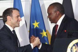 Uhuru heads to France to sign Sh180bn loan