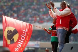 Kanu to endorse Uhuru today