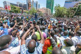Revive collapsed industries, Kisumu residents tell Uhuru