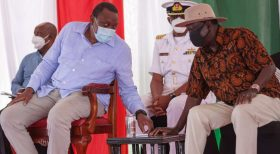 BBI launch Uhuru's birthday gift