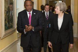 Britons' millions still flowing to 'corrupt' Kenya health chiefs