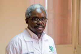 Prof Lukoye Atwoli appointed Global Health board member