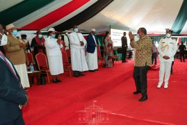 Uhuru leads Kenyans in day of reflection during national prayers