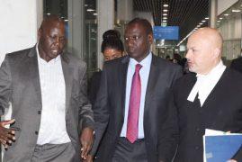 Ruto's lawyer Karim Khan elected new ICC prosecutor