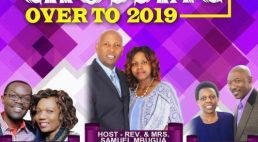 Emmanuel House of Prayer: Crossing Over to 2019 December 31st 2018 10:30Pm to 4Am