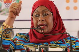 Samia Suluhu: Tanzania to get first female President