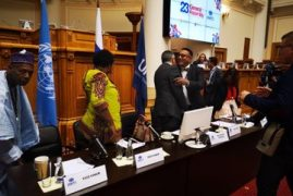 Kenya elected UNWTO council member until 2023