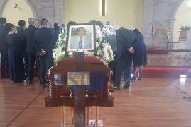 Former Chief Justice Evan Gicheru's funeral service held in Karen
