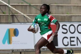 KENYA RUGBY 7S STAR GRACE ADHIAMBO OKULU: 'RUGBY HAS GIVEN ME A SECOND CHANCE IN LIFE, A NAME, AND EDUCATION'