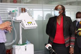 Kenyan-Made Ventilators Receive Government Approval, Paving Way for Mass Production