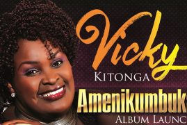 Gospel Singer Vicky Kitonga To Donate Her Music Proceeds To Bright Children In The Slums