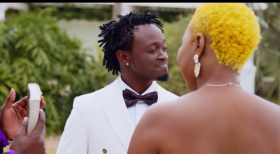 BAHATI Feat VIVIAN – NAJUA (Official Video) October 2020