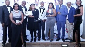 OPTIVEN FOUNDATION FETED FOR TRANSFORMING LIVES ACROSS KENYA